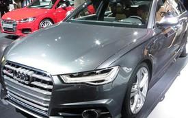 Audi công bố giá cặp đôi xe sang A6 và A7 2016