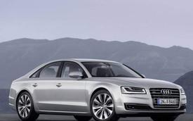 Sedan hạng sang Audi A8 mới có diện mạo gần giống Prologue Concept