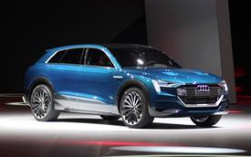 Audi e-tron quattro – Hình ảnh xem trước của SUV thể thao hạng sang mới