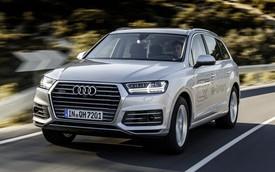 """Lộ giá Audi Q7 2016 phiên bản chỉ """"ngốn"""" 1,7 lít/100 km"""