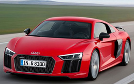 Siêu xe Audi R8 thế hệ mới chính thức trình làng