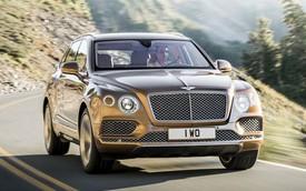 SUV siêu sang Bentley Bentayga có giá từ 229.100 USD