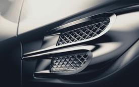 SUV siêu sang Bentley Bentayga tiếp tục lộ diện