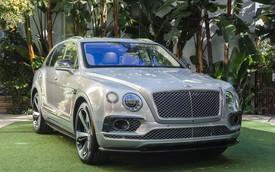 """Bentley Bentayga phiên bản """"mua được tặng đồng hồ"""" ra mắt khách VIP"""