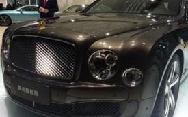 Bentley Mulsanne phiên bản xa hoa với vàng 24K trình làng