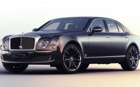 Bentley giới thiệu Mulsanne Speed phiên bản đặc biệt mới