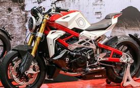 """Bimota Impeto – Xe naked bike với toàn """"đồ chơi"""" hàng hiệu"""