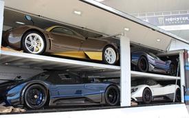 Ghé thăm đại lý siêu xe danh tiếng hàng đầu tại Nhật Bản