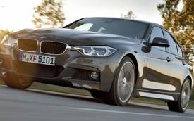 BMW 3-Series 2016 trình làng, tiêu thụ ít nhất 2,1 lít xăng cho 100 km