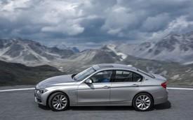 BMW 3-Series gây choáng với mức tiêu thụ xăng như xe máy