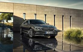 Cận cảnh 5 tính năng siêu tiện lợi trên BMW 7-Series 2016