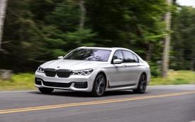 BMW 7-Series có thêm 2 phiên bản mới dùng máy V12