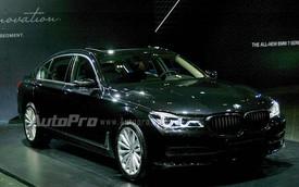 BMW 7-Series thế hệ mới chính thức ra mắt thị trường Việt Nam