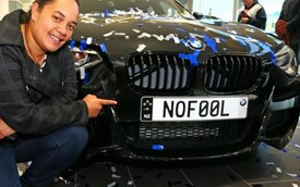 Đổi Nissan cũ lấy BMW mới: Không phải trò đùa Cá tháng tư