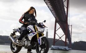 BMW G310R – Xe naked bike giá rẻ hoàn toàn mới