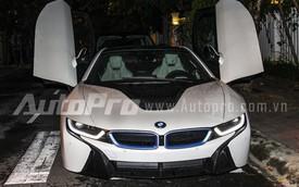 Siêu phẩm BMW i8 thứ hai cập bến Đà Nẵng