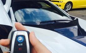 Nóng hổi: Siêu phẩm BMW i8 thứ tư tại Việt Nam lộ diện