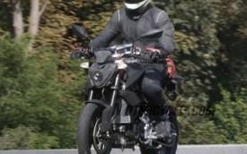 Lần đầu diện kiến xe naked bike phân khối nhỏ của BMW
