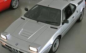 "BMW M1 ""cổ lỗ sỹ"" có giá gần 1 triệu USD"