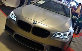 BMW M5 nhanh nhất từ trước đến nay đắt gấp đôi siêu xe