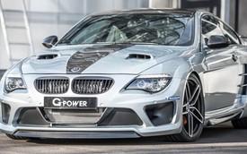 """BMW M6 phiên bản mạnh như """"ông hoàng"""" Bugatti Veyron"""