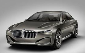 "BMW ""thai nghén"" 9-Series cạnh tranh với Mercedes-Maybach S-Class"