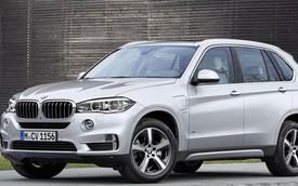 """BMW X5 phiên bản """"ngốn"""" 3,3 lít/100 km trình làng"""