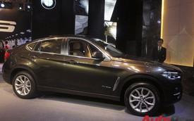 BMW X6 mới chính thức ra mắt, giá từ 3,389 tỉ đồng