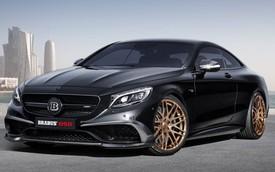 Brabus 850 Mercedes-Benz S63 AMG Coupe: Mạnh hơn cả siêu xe
