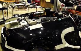 Bugatti Veyron được trang bị hệ thống xả đắt nhất thế giới