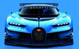"""Bugatti Vision Gran Turismo - Siêu xe đua ảo chỉ để """"làm cảnh"""""""