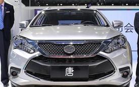 """BYD Tang – """"Siêu SUV"""" của người Trung Quốc"""