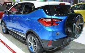 """BYD Yuan: """"Nhái"""" Ford EcoSport, cạnh tranh với Honda HR-V"""