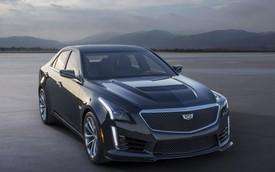 Siêu sedan Cadillac CTS-V 2016 có giá từ 83.995 USD