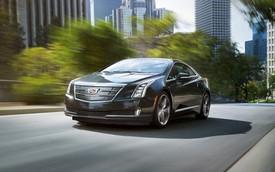 """Cadillac ELR 2016 nhanh, mạnh và rẻ hơn để """"chống ế"""""""