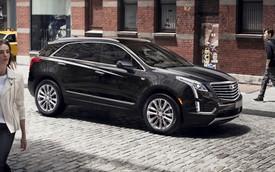 Cadillac XT5 – Xe crossover hạng sang hoàn toàn mới