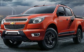 Chevrolet Colorado High Country Storm cạnh tranh với Ford Ranger Wildtrak
