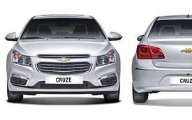 Chevrolet Cruze 2016 ra mắt thị trường Hàn Quốc