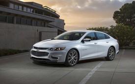 Chevrolet công bố giá bán đối thủ của Toyota Camry