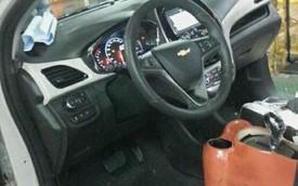 Xe giá rẻ Chevrolet Spark 2016 lộ ảnh nội thất đầu tiên
