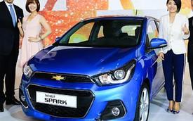 Chevrolet Spark 2016 có giá chưa đến 200 triệu Đồng tại Hàn Quốc