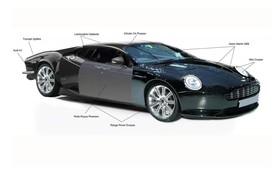 Diện kiến chiếc ô tô hoàn hảo ghép từ bộ phận xe đẹp nhất