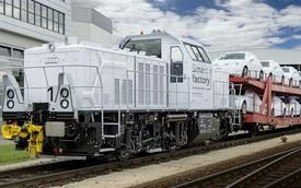 Khám phá đầu máy xe lửa 1.000 mã lực trong nhà máy Audi