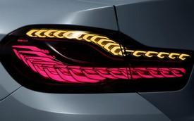 Đèn hậu OLED tuyệt đẹp của BMW  sắp được ứng dụng đại trà