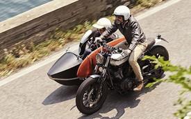 """Yamaha XV950 biến hóa thành """"xít-đờ-ca"""" độc đáo và tiện dụng"""
