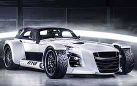 """Donkervoort D8 GTO Bilster Berg Edition – Xế """"dị"""" giá cao"""