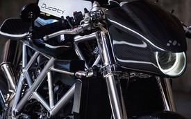 """Ducati 848 biến hóa thành mô tô """"dị"""" như trong phim viễn tưởng"""