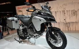 Ducati Multistrada 1200 Enduro: Sẵn sàng cho những chuyến off-road