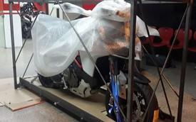 Ducati Multistrada 2015 đầu tiên đặt chân đến Việt Nam