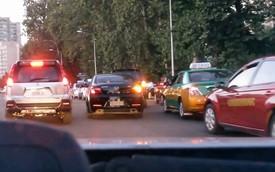 Mục sở thị đường phố tràn ngập xe hơi tại Triều Tiên